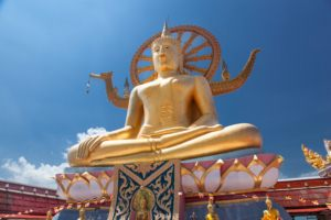 Big Buddha Standbild, Plai Laem